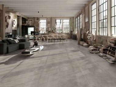 Pavimento/rivestimento in gres porcellanato effetto cemento MEMENTO | Pavimento/rivestimento