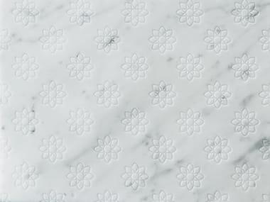 Marble wall/floor tiles FLOR CARRARA