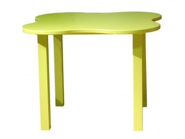 MDF Kids table FLORE | Kids table