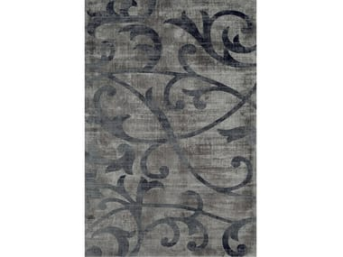 Hand-tufted rug FLORIAN GREY