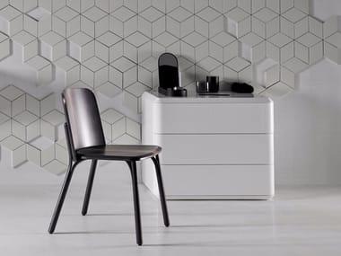 Mueble de baño de pie con cajones FLUENT | Mueble de baño