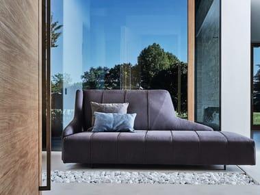 3 seater fabric leisure sofa FLUID | Sofa