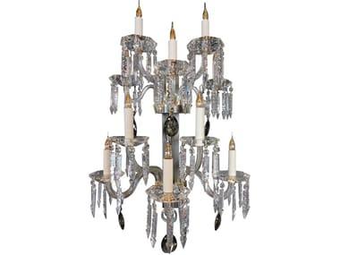 Lampada da parete in ferro in stile classico FOCH 10