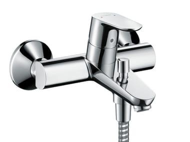 External single handle bathtub mixer FOCUS | Bathtub mixer
