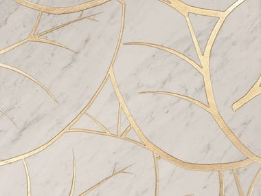 Carrara marble wall/floor tiles FOGLIE