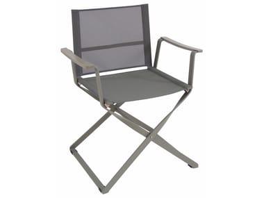 Folding fabric chair CIAK | Chair