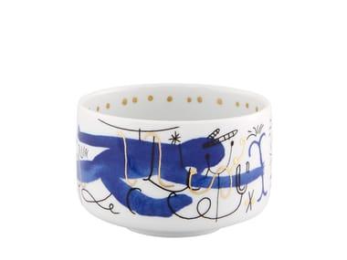 Porcelain bowl FOLKIFUNKI 28CL | Bowl