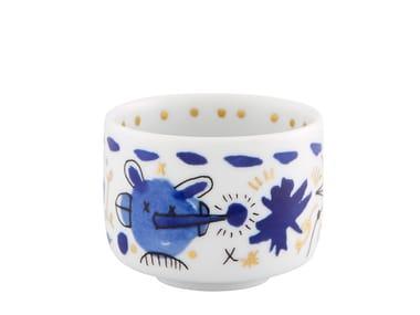 Porcelain bowl FOLKIFUNKI 9CL | Bowl