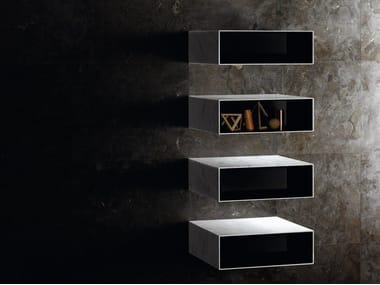 Estante de piedra natural CIANE | Floating shelves