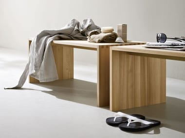 Ash Bathroom bench FONTE | Bathroom bench