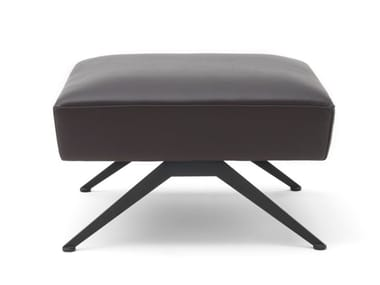 Fabric footstool TESSA | Footstool