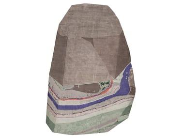 Handmade custom rug FORDITE