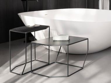 Metal bathroom stool FORMA | Metal bathroom stool