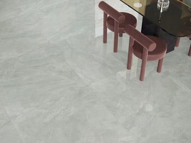 Pavimento/rivestimento in gres porcellanato effetto marmo FOYER ROYAL CHIC
