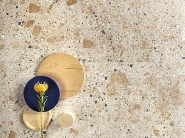 Porcelain stoneware wall/floor tiles with stone effect FRAGMENTA FULL BODY ARLECCHINO