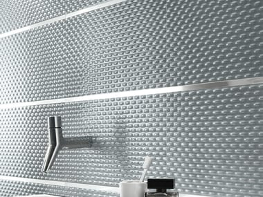 White-paste 3D Wall Tile FRAME | 3D Wall Cladding