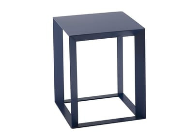 Square metal coffee table FRAME | Square coffee table