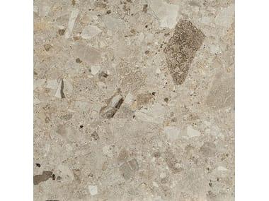 Pavimento/rivestimento in gres porcellanato effetto pietra FRAMMENTA BEIGE