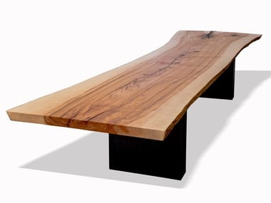 Rectangular ash table UNICA | Ash table