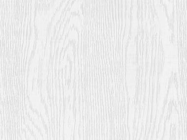 Self adhesive plastic furniture foil with wood effect ABSOLUTE WHITE ASH OPAQUE