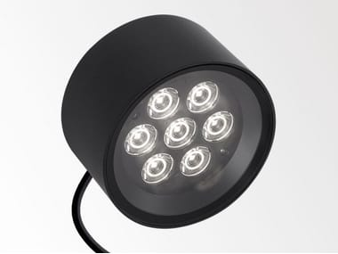 Proiettore per esterno a LED a pavimento FRAX SUPERSPOT MB