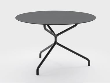 Round HPL contract table FRED | Round table