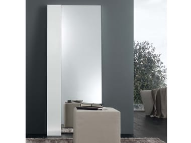 Countertop freestanding rectangular mirror STRIP | Freestanding mirror
