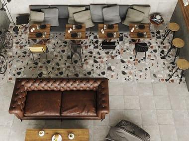 Indoor/outdoor porcelain stoneware wall/floor tiles FS RIALTO