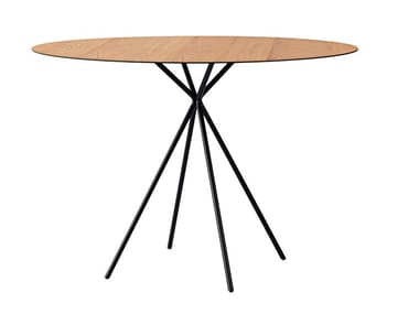 Round dining table FUSION | Table