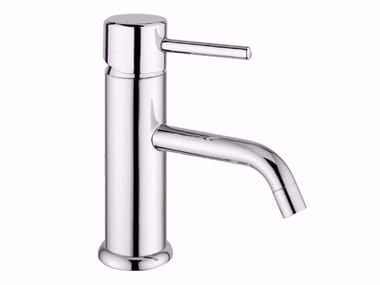 Countertop single handle washbasin mixer FUTURO - F6533A-15