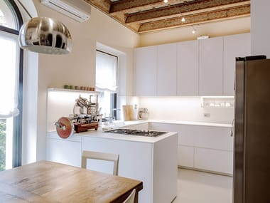 ICON | Corian® kitchen Icon Collection By ERNESTOMEDA design ...