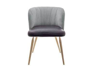 Upholstered restaurant chair GAIA CASUAL | Upholstered chair