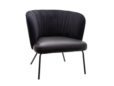 Easy chair with armrests GAIA LOUNGE CASUAL | Easy chair