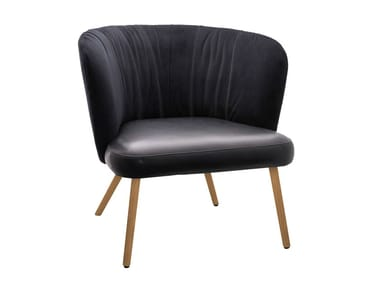 Easy chair with armrests GAIA LOUNGE CASUAL | Easy chair with armrests