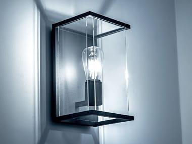 Lampada da parete per esterno a LED a luce diretta GALACT