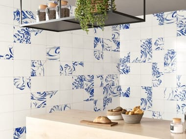 Indoor/outdoor glazed stoneware wall/floor tiles GALLERY