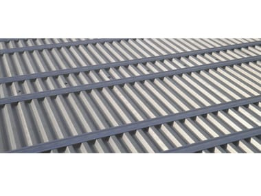 Metal sheet and panel for roof Galvanised Steel