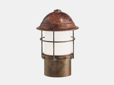 Metal bollard light GARDEN 245.4
