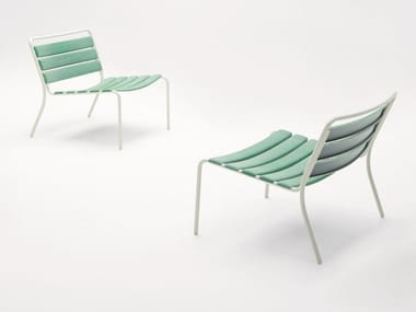 Stackable garden armchair ELBA | Garden armchair
