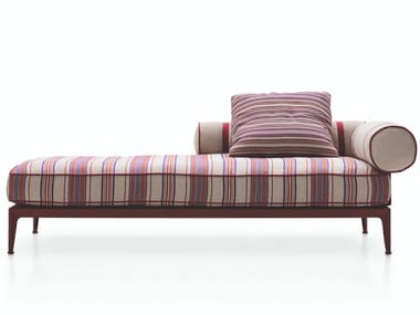 Fabric garden daybed RIBES | Garden daybed