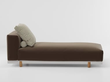 Upholstered fabric Garden daybed MOLO | Garden daybed