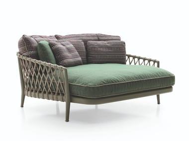 Fabric garden sofa ERICA '19 | Garden sofa