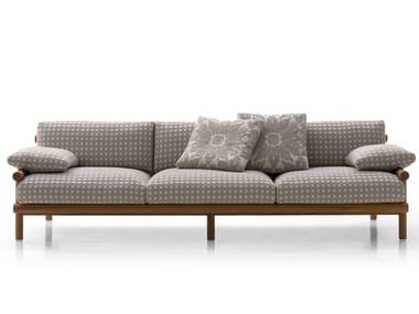 Fabric garden sofa AYANA | Garden sofa
