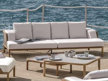 4 seater garden sofa GRAND LIFE | Garden sofa