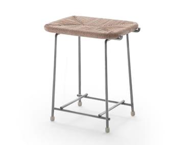 Rope stool ANY DAY OUTDOOR | Stool