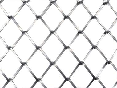 Stainless steel Metal mesh GAUDÍ F