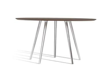Base per tavoli in alluminio GAZELLE 140