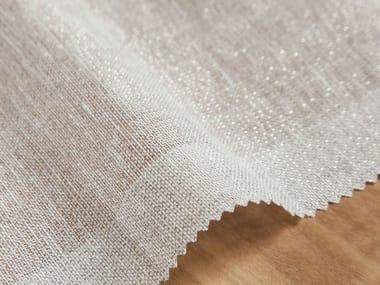 Linen fabric GEA LUREX