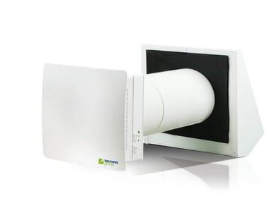 Mechanical forced ventilation system GEMINI