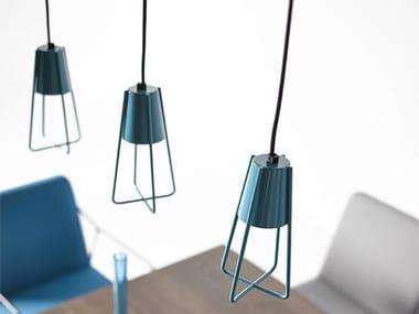 Lampada a sospensione a luce diretta GEMMA | Lampada a sospensione